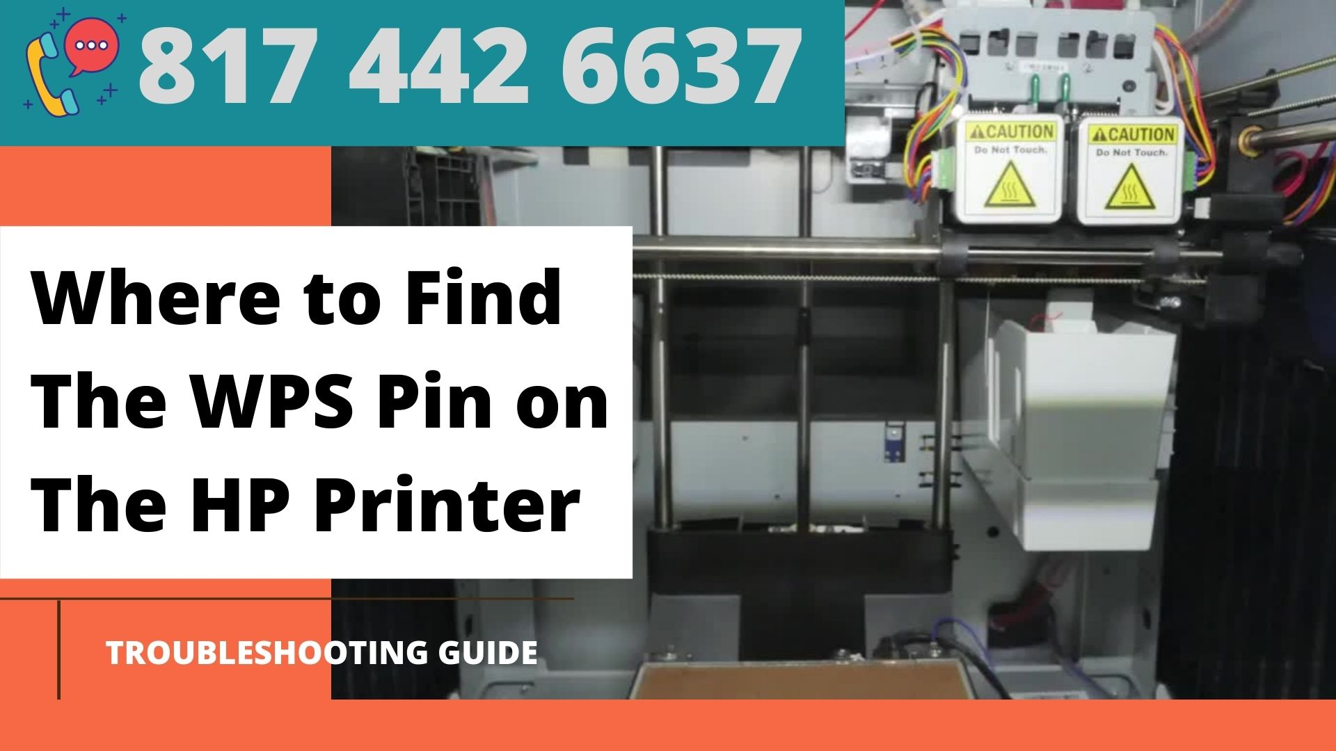 WPS Pin Hp Printer