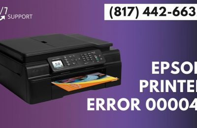 How to Resolve Epson Printer Error 000041?
