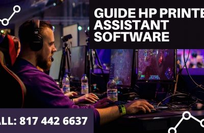 Setup And Install HP Printer Assistant Software – (817)4426637
