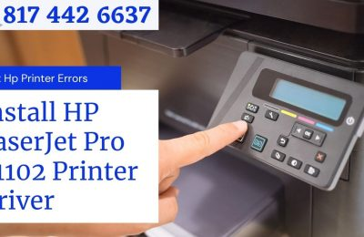 Procedure to Install HP LaserJet Pro P1102 Printer Driver on your PC