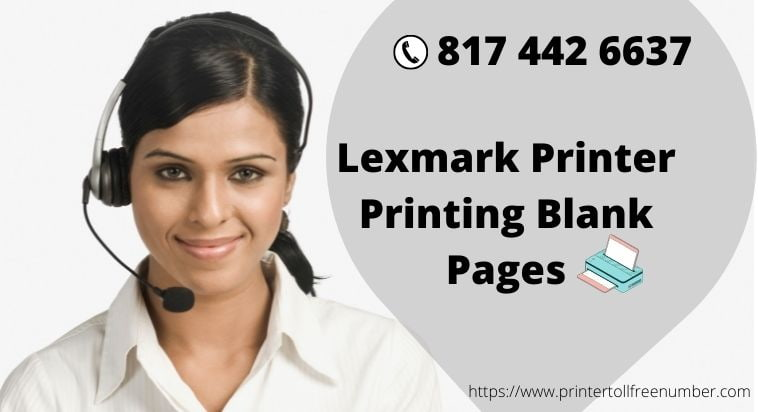 How To Fix Lexmark Printer Printing Blank Pages